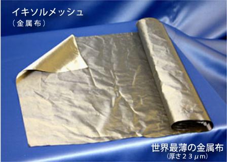 電磁シールド素材