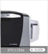 DTC1000 中小量発行向けカードプリンタ