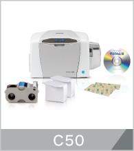 HDP5000 熱転写式高精細カードプリンタ