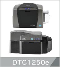 DTC4500e 大量印刷、大容量インクリボンのカードプリンタ